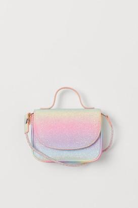 H&M Shimmery Shoulder Bag - Pink