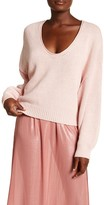 Free People Perfect Day V-Neck Knit Pullover