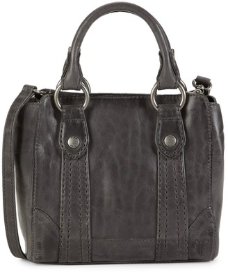 Frye Melissa Mini Leather Crossbody