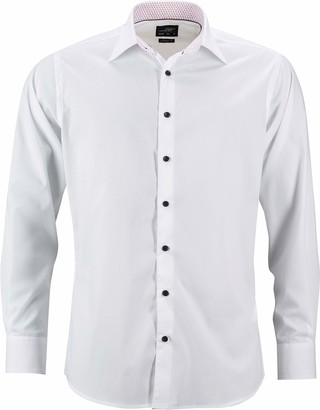 James & Nicholson Men's Shirt Plain Business