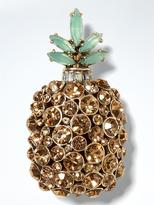 Banana Republic Pineapple Brooch