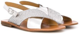 Gallucci Kids TEEN buckled sandals