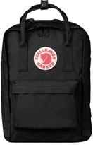 Fjallraven 'Kanken' Laptop Backpack - Black