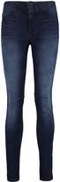 RtA High-rise skinny jeans