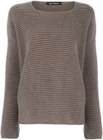 Iris von Arnim ribbed knit sweater