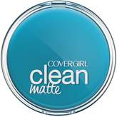 Cover Girl Clean Oil Control Pressed Powder, Warm Beige 545, 0.35 Ounce Pan by