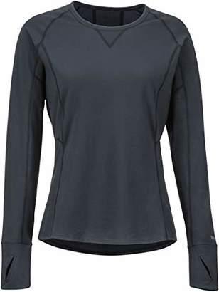Marmot Women's Lightweight Lana Ls Crew Vest, Womens, 13120-001-5-L,L