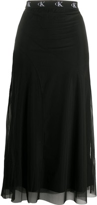Calvin Klein Jeans Mid-Length Skirt