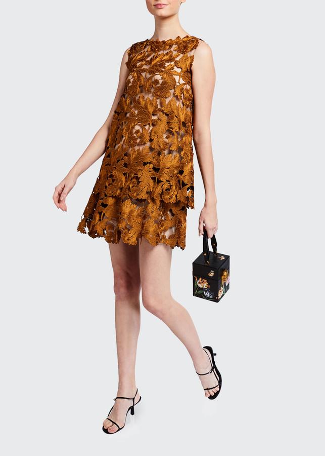 Oscar de la Renta Cocktail Dress