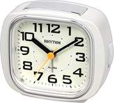rhythm Alarm Clock Analogue 70847-0