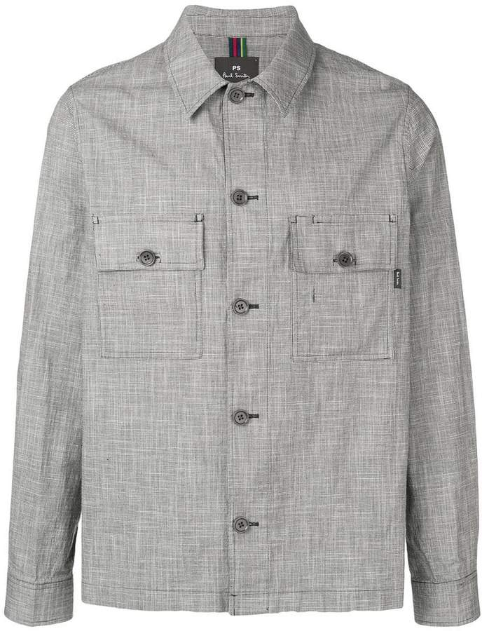 Paul Smith button-up denim jacket