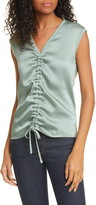 Ted Baker Polii Ruched Front Top