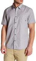Quiksilver Everyday Mini Dobby Short Sleeve Regular Fit Woven Shirt
