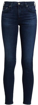 AG Jeans Mid-Rise Ankle Skinny Legging Jeans