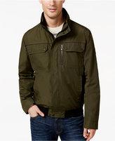 Calvin Klein Mens Full-Zip Jacket
