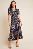 Shoshanna Chloe Petite Midi Dress