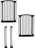 Dream Baby Dreambaby Chelsea Tall Swing Close Gate Extra Value Pack