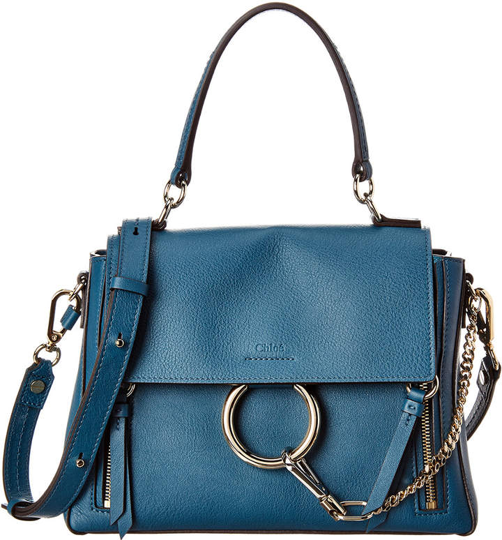 14b89a38 Faye Day Small Leather Shoulder Bag
