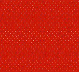 Camilla And Marc SheetWorld Fitted Cradle Sheet - Primary Colorful Pindots Red Woven - Made In USA - 18 inches x 36 inches (45.7 cm x 91.4 cm)
