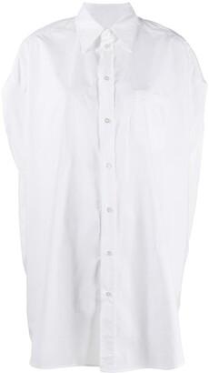 MM6 MAISON MARGIELA Boxy-Fit Sleeveless Shirt