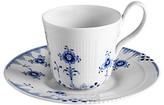 Royal Copenhagen Blue Elements Cup & Saucer