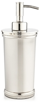 Martha Stewart Collection Beaded Metal Lotion Dispenser