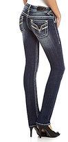 Vigoss Chelsea Straight-Leg Jeans