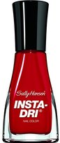 Sally Hansen Insta-Dri Fast Dry Nail Color, Rapid Red, 0.31 Fluid Ounce