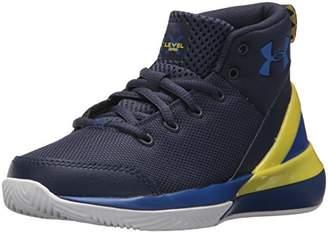 Under Armour Boys' Pre School X Level Ninja Basketball Shoe