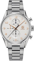 TAG Heuer Men's Swiss Automatic Chronograph Carrera Calibre 1887 Stainless Steel Bracelet Watch 43mm CAR2012.BA0799