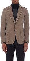 Isaia Men's Cortina Cotton Corduroy Sportcoat-TAN
