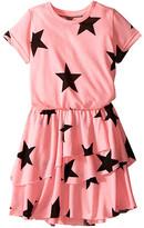 Nununu Layered Star Dress (Toddler/Little Kids)