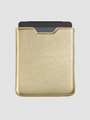 Graphic Image Sleeve For iPad/Metallic