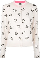 Paul Smith star patterned cardigan