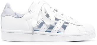 adidas Lace-Up Low-Top Sneakers