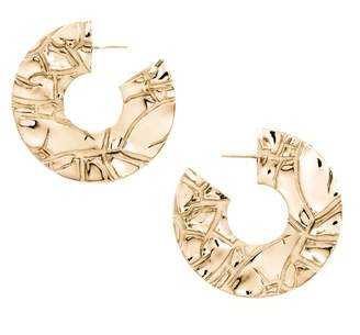 Marie June Jewelry Parched Gold Earrings