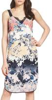 Adelyn Rae Floral Shift Dress