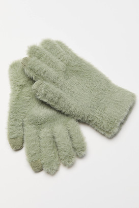Urban Outfitters Gia Eyelash Glove