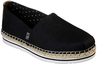 Skechers Bobs From  Bobs Womens Bobs Breeze Closed Toe Slip-On Shoe