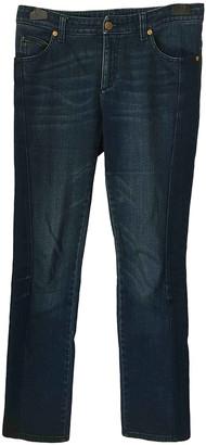 Louis Vuitton Blue Denim - Jeans Jeans