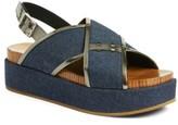 Alberto Fermani Women's Daria Platform Sandal