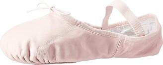 Bloch Dance Women's Dansoft Split Sole Shoe