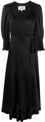 BA&SH Game tie-waist dress