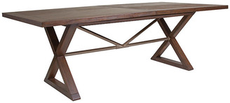 Artistica Ringo Extension Dining Table - Marrone Brown