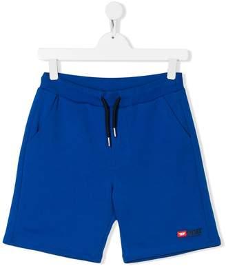Diesel TEEN PNAT sweat shorts