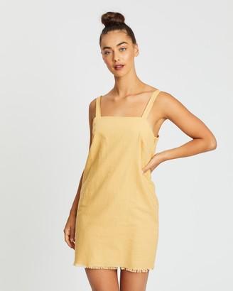 Nude Lucy Blake Linen Dress