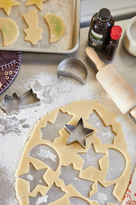 Urban Outfitters Mini Cookie Cutter And Rolling Pin Set