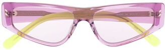 Stella Mccartney Eyewear Cat-Eye Frame Sunglasses