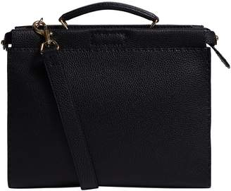 Fendi Peekaboo Leather Bag