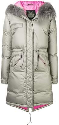 Mr & Mrs Italy oversized loose padded coat